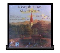 Joseph Haas Klavierwerke