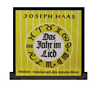 Joseph-Haas Das Jahr im Lied