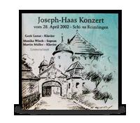 Joseph Haas Konzert auf Schloss Reimlingen