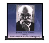 Joseph Haas Vortrag